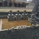 豊橋市 お寺様の墓地にて、お墓じまいのご相談。