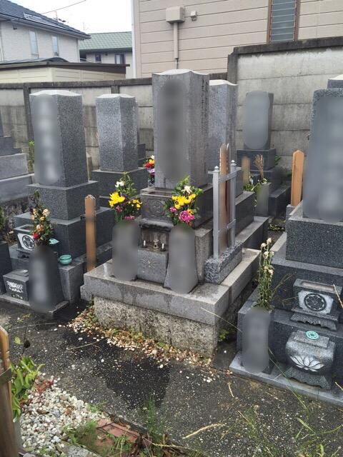 寿泉寺様墓地