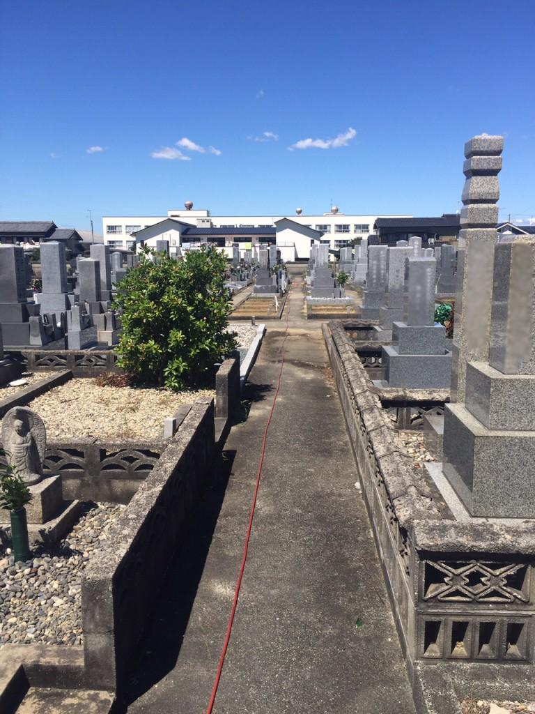 御幸墓地2