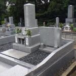 豊橋市 地域墓地にてリフォームのご相談です。