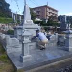 豊橋市 地域墓地にて永代供養塔のリフォームのご相談です。