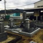 豊橋市 地域墓地にてお墓のリフォームのご相談です。