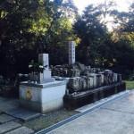 豊橋市 お寺様の墓地に伺いました。