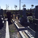豊橋市 地域墓地にてお墓じまいのご相談です。