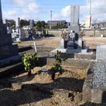 豊橋市 浜道共同墓地にて墓石建立のお問い合わせです。