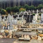 豊橋市 お寺様の墓地にて戒名追加彫刻のお問い合わせ