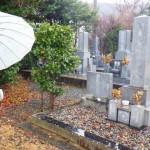 豊橋市 二川町墓地にてお墓のリフォームのご相談です。