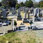 豊橋市営向山霊苑にてお墓のリフォームのご相談です。