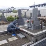 豊橋市 二川町地域墓地にてお墓のご相談です。建て替えの前にリフォームの検討をしてみませんか?
