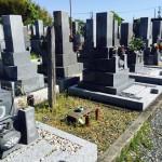 豊橋市営飯村墓地にて墓石建立のご相談です。