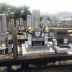 豊橋市 お寺様の墓地にてお墓じまいとお骨の永代供養のご相談です。