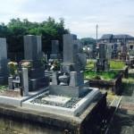 豊川市のお寺様の墓地にてお墓じまいのご相談です。