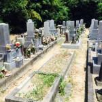 田原市のお寺様にてお墓の新規建立のご相談です。