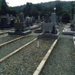 豊橋市 お寺様の墓地にてお墓の新規建立のお問い合わせです。