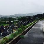 静岡県湖西市 お墓建立のご相談 湖西市営利木墓園にて地震に強いお墓 お掃除が容易なお墓のご提案です。