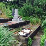 豊橋市南部地域の町内墓地にて墓石建立のご相談  快適なお参りをして頂けるお墓づくり お掃除などの管理も容易な安心プランのご提案です。